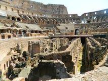 Interior de Colosseum Foto de Stock