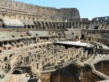 Interior de Colosseum Imagens de Stock Royalty Free