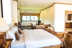 Interior de confortável moderno Imagem de Stock Royalty Free