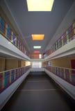 Interior de construção Imagens de Stock Royalty Free