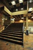 Interior de construção Imagens de Stock