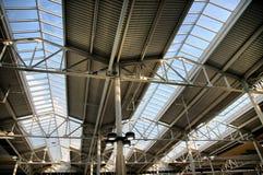 Interior de construção Foto de Stock Royalty Free