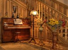 Interior de HDR Fotografía de archivo libre de regalías