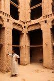 Interior de Kasbah Imagem de Stock