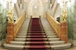Interior de la ópera Imágenes de archivo libres de regalías