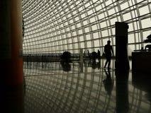 Interior de la ópera de Pekín Fotografía de archivo