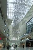 Interior de la alameda Foto de archivo libre de regalías