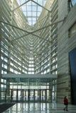 Interior de la alameda Foto de archivo