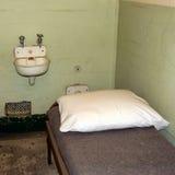 Interior de la cárcel Fotografía de archivo libre de regalías