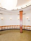 interior de la casa del baño del estilo de los años 20 Imagen de archivo libre de regalías