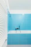 Interior, cuarto de baño Foto de archivo libre de regalías