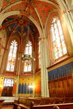 Interior de la catedral de San Pedro foto de archivo libre de regalías