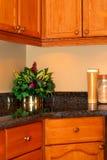 Interior de la cocina Foto de archivo libre de regalías