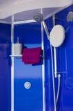 Interior de la ducha Imagenes de archivo