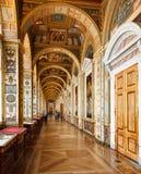 Interior de la ermita del estado imágenes de archivo libres de regalías