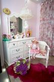 Interior de la habitación del niño Imágenes de archivo libres de regalías