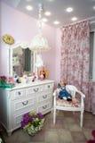 Interior de la habitación del niño Fotografía de archivo libre de regalías