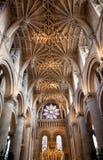 Interior de la iglesia de Cristo, Oxford Imagenes de archivo