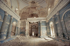 Interior de la iglesia de nuestra señora de Kazán Fotografía de archivo