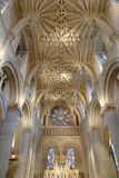 Interior de la iglesia, iglesia de Cristo, Oxford, Inglaterra Fotos de archivo