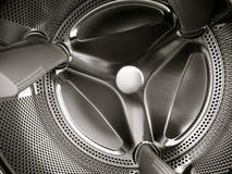 Interior de la lavadora Imagenes de archivo