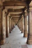 Interior de la mezquita Fotografía de archivo
