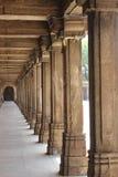 Interior de la mezquita Fotografía de archivo libre de regalías