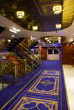 Interior de la nave imagenes de archivo