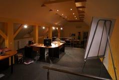 Interior de la oficina Fotos de archivo libres de regalías