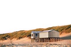 Interior de la playa House Fotografía de archivo libre de regalías