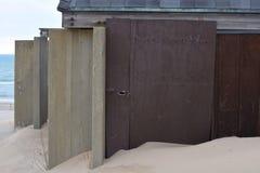 Interior de la playa House fotos de archivo libres de regalías