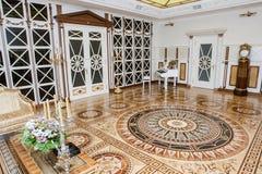 Interior de la residencia de Mezhyhirya, Ucrania Fotografía de archivo