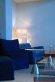 Interior de la sala de estar Imágenes de archivo libres de regalías