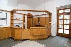 Interior de la sala de recepción Fotos de archivo