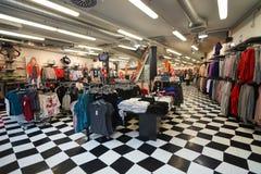 Interior de la tienda Imagen de archivo