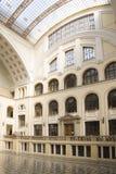 Interior de la universidad Fotos de archivo