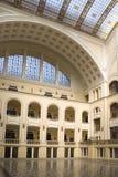 Interior de la universidad Imágenes de archivo libres de regalías