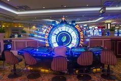 Interior de Las Vegas - de Palazzo Fotos de Stock Royalty Free