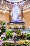 Interior de Las Vegas - de Palazzo Fotografia de Stock Royalty Free