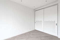 Interior de los apartamentos de lujo del prestigio Foto de archivo