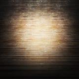Interior de madeira borrado Imagens de Stock