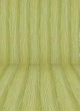 Interior de madera de madera del entarimado del fondo Fotografía de archivo