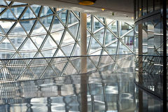 Interior de MyZeil Foto de Stock Royalty Free