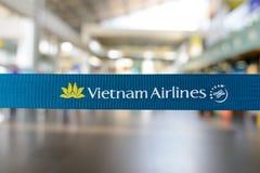 Interior de Noi Bai International Airport Imagem de Stock