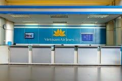 Interior de Noi Bai International Airport Fotos de Stock