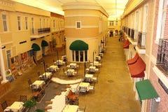 Interior de Pasillo. Foto de archivo libre de regalías