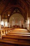 Interior de Ross Uniting Church Fotos de Stock