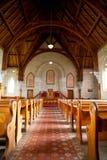 Interior de Ross Uniting Church Fotografia de Stock Royalty Free