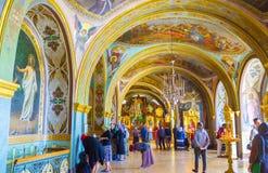 Interior de St Job Church Foto de Stock