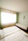 Interior de Standart do hotel Imagem de Stock Royalty Free